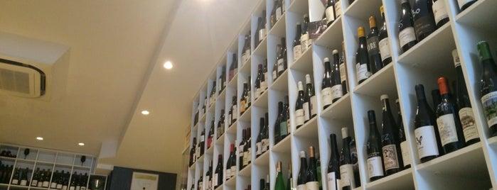 Essencia Wine Bar and Store is one of San Sebastian.