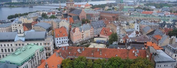 Pēterbaznīcas Skatu Tornis is one of Riga weekend.
