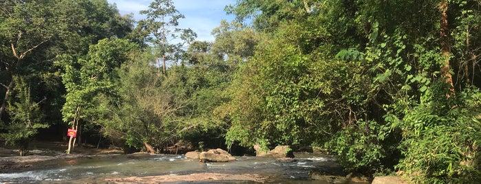 Than Thong Waterfall is one of เลย, หนองบัวลำภู, อุดร, หนองคาย.