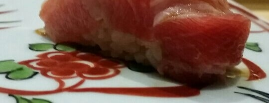 OMAKASE is one of Sushi.