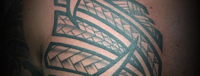 Progressive Tattoo is one of RA321 : понравившиеся места.