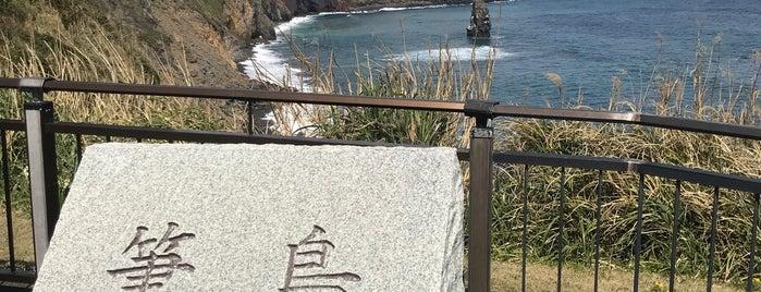 筆島見晴台 is one of Locais curtidos por 高井.