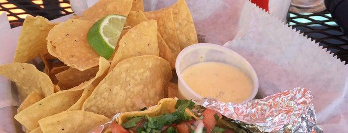 Baja Burrito is one of For Nashville Visitors.