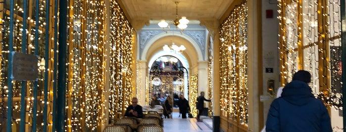 Passage des Deux Pavillons is one of Paris.