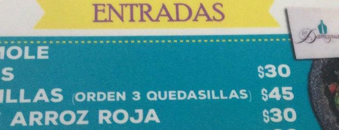 Damajuana is one of Orte, die Armando gefallen.