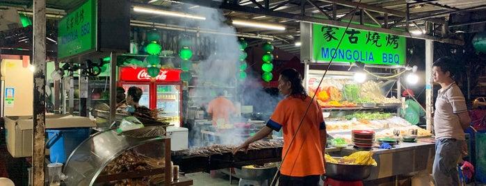 Mongolian BBQ Jalan Alor is one of Kuala Lumpur.