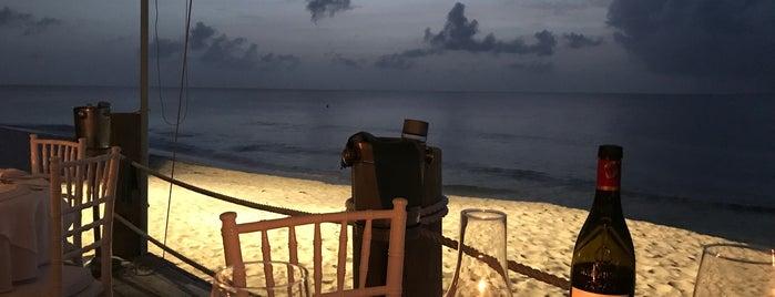 Mango's is one of Anguilla.
