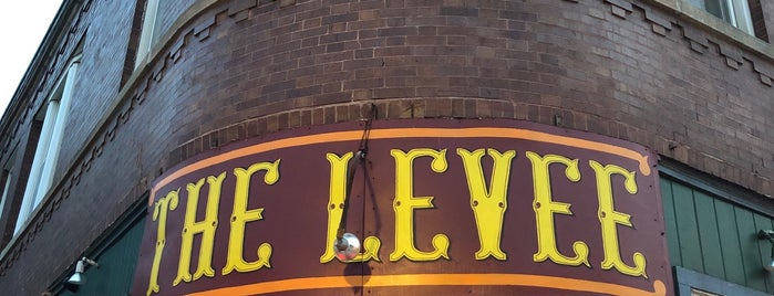 The Levee is one of 50 unknown bars.