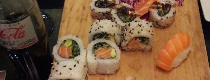 Samurai Sushi is one of สถานที่ที่ Gaba ถูกใจ.