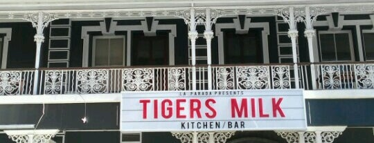 Tiger's Milk is one of South Africa.