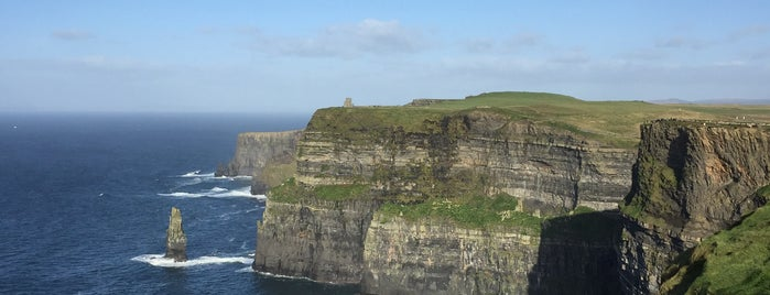 Cliffs of Moher Coastal Walk is one of IRL Dublin.