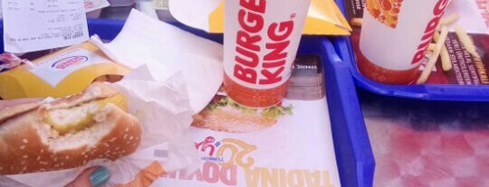 Şato Burger King is one of Emreさんのお気に入りスポット.