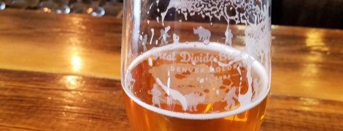 Great Divide Barrel Bar is one of Denver.