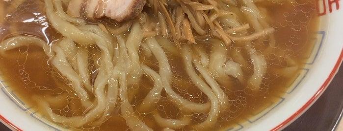 食堂 七彩 is one of Lugares guardados de Hide.