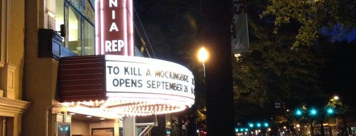 Virginia Repertory Theatre is one of Posti che sono piaciuti a Mighty.