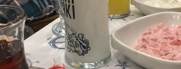 Sandal Balık Restoran is one of Origamik.