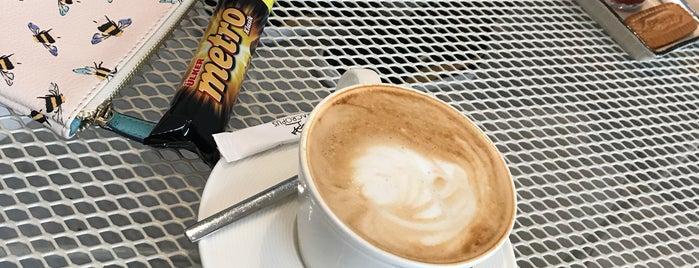 Macropus Coffee & More is one of Antalya.