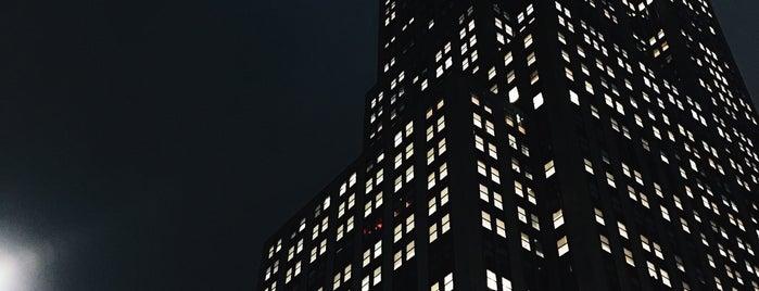 エンパイア ステート ビルディング is one of Nueva York.