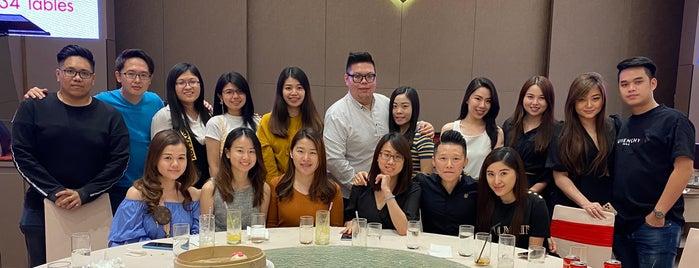 Oriental Star Restaurant 港城酒家 is one of Wedding 💕.