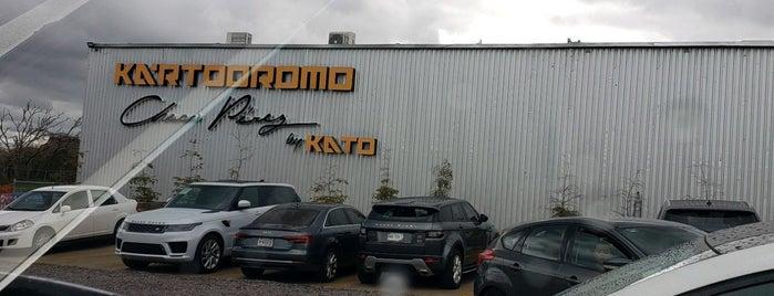 Kartódromo Checo Pérez By Sindikato is one of Gespeicherte Orte von Zira.