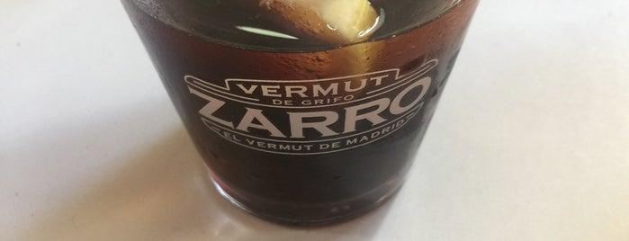 El Garbanzo Negro is one of ESPAÑA ★ Menú del día máx. 12€ ★.