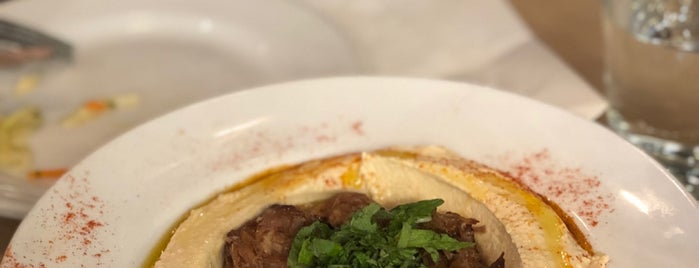 Oren's Hummus is one of 2018 in SF.