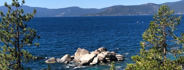Bonzai Rock is one of Best of Lake Tahoe.