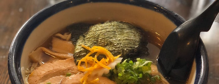 Kirimachi Ramen is one of Lugares favoritos de Rocio.