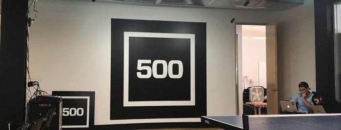 500 Startups Del Norte is one of Lugares favoritos de Hasan.
