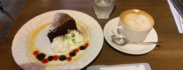 Milk Cafe is one of Osaka Try.