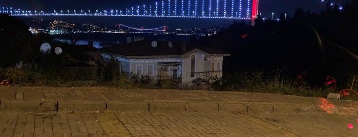 Nakkaştepe Millet Parkı is one of Marmara.