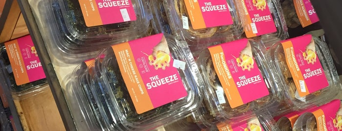 The Squeeze is one of Raw Food Restaurants in Brooklyn, NY.