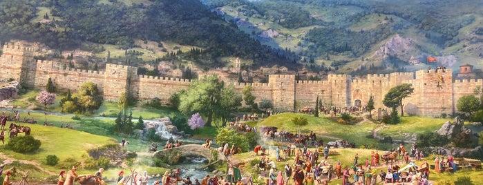 Panorama 1326 Bursa Fetih Müzesi is one of Bursa.