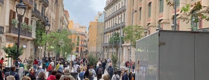 Ciutat Vella is one of Barcelona.