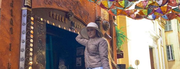 Vieux Nice is one of Lieux sauvegardés par kristen.
