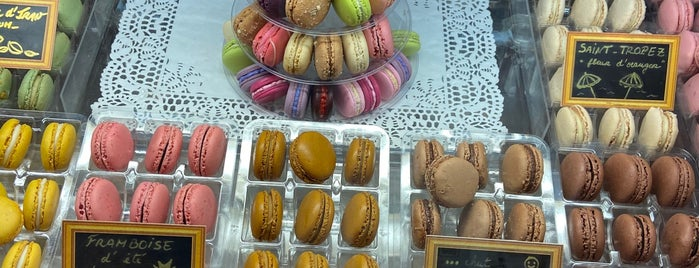 Angea Bar A Macarons is one of Nice guide.