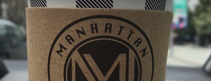 Manhattan Coffee is one of Serap'ın Beğendiği Mekanlar.