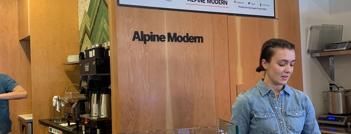 Alpine Modern is one of Boulder.
