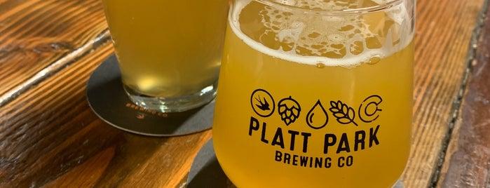 Platt Park Brewing Co is one of สถานที่ที่ Vince ถูกใจ.