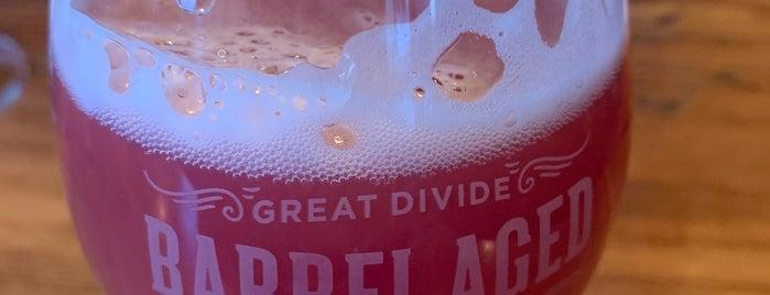 Great Divide Barrel Bar is one of Best of Denver.