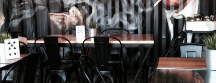 Cartel Coffeeshop is one of Makan2.