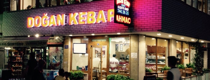 Doğan Kebap is one of Lieux qui ont plu à Can.