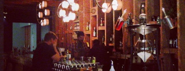 OddJob is one of SF ~nice~ bars.