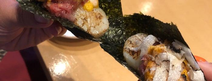 Sushi Enya is one of Lara'nın Beğendiği Mekanlar.