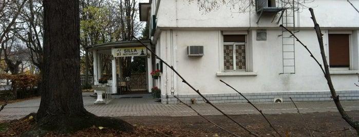 Silla Korean Barbecue is one of FRA - Frankfurt am Main.