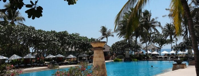 Conrad Bali is one of Best Hotels in Bali.