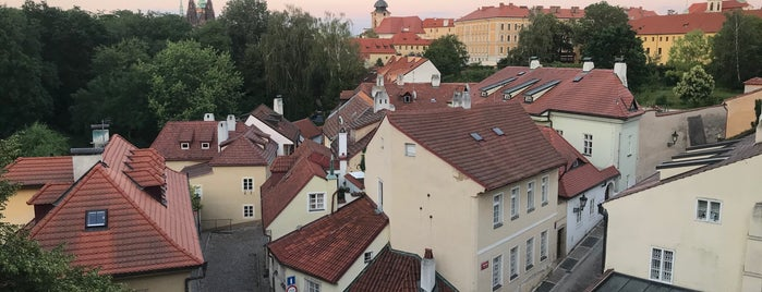 Nový Svět is one of ❤️ Prague 💃🎉.