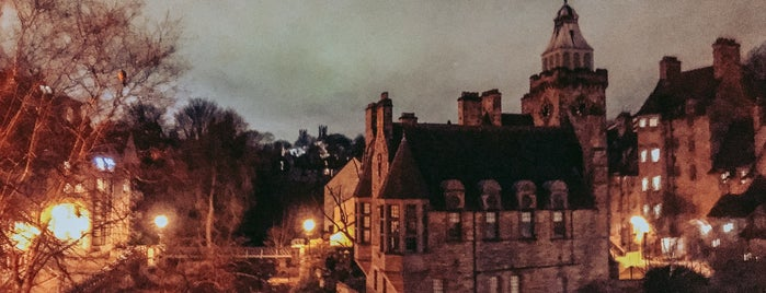 Dean Village is one of Part 1 - Attractions in Great Britain.