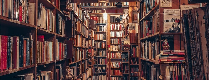 Armchair Books is one of Bookstores - International.