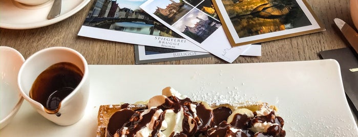 House of Waffles is one of Brugge.